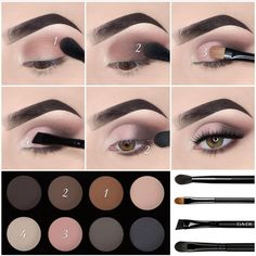 Would you wear that matte look? 💖 Use makeup make up aesthetic Would you wear this matte look? 💖 Use make-up – Would you wear that matte look? 💖 Use makeup make up aesthetic Would you wear this matte look? 💖 Use make-up – Makeup Eye Looks, Eye Makeup Steps, Eyebrow Makeup, Makeup Eyeshadow, Makeup Brushes, Eyeshadow Palette, Mask Makeup, Eyeshadow Tips, How To Apply Eyeshadow