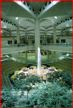 Riyadh International considered one of most beautiful airports in the world
