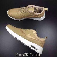 Nike Air Max Thea Women Men Gold