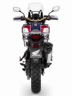 2016 Honda CRF1000L Africa Twin Honda Bikes, Honda Motorcycles, Vintage Motorcycles, Custom Motorcycles, Custom Bikes, Cars And Motorcycles, Honda Africa Twin, New Honda, Touring Bike