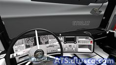 Scania WBLE Interior (RJL) American Truck Simulator, Trucks, Vehicles, Interiors, Truck, Car, Vehicle, Tools