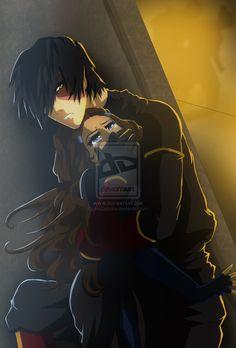 """Zutara - """"They'll hear you."""" by ~happyzuko on deviantART"""
