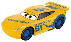 Coche Radio Control Cruz Ramirez Cars 3