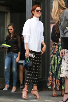 Get inspired by these street style looks. Click here for more.