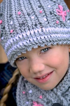 Graystone Kids - Cable Hat, Neck Warmer And Fingerless Mittens S - Click Image to Close