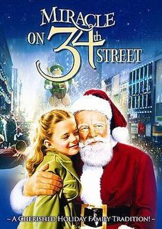 MIRACLE ON 34TH STREET 65TH ANNIVERSA