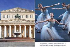 Rússia: Cultura russa, decoração e turismo
