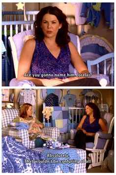 LOL Best Tv Shows, Best Shows Ever, Movies And Tv Shows, Favorite Tv Shows, Watch Gilmore Girls, Gilmore Girls Quotes, Gilmore Girls Fashion, Babette Ate Oatmeal, Team Logan