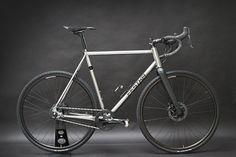 2015 Festka Steel Cyclocross RAW XCR | Festka - Frames for peace
