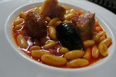 Que ganas de estar en #Asturias y comer una deliciosa #fabada