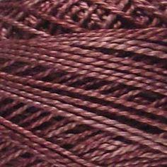 Size 12, H208, Valdani Perle Cotton, Forgotten Lavender, Wool Applique, Cross Stitch, Embroidery, Punch Needle, Penny Rugs, Hardanger, www.farmersattic.etsy.com, $4.89