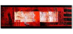 Modern abstract Schilderij in acryl 'Desire' van Buttner - Kunstvoorjou.nl #kunst #schilderij #acryl #buttner #abstract
