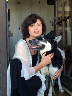 """Seniorin mit Hund: Ihr Lebenspartner heißt heute Lulla, """"ein Mix aus..."""