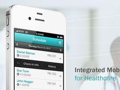 Healthcare App by Daniel Filler