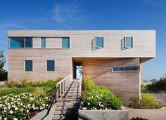 Modern Beach House Leroy Street Studio | Remodelista