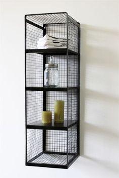 Rivington Book Shelves