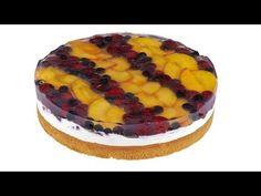 Тирольский пирог - очень сочный и фруктовый. Подробный видео рецепт. - YouTube