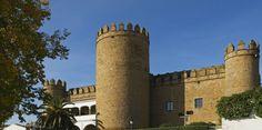 Castillo de Zafra, Extremadura.