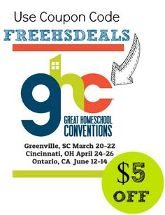 Exclusive Great Homeschool Convention Coupon Code for FHD Readers! @Great Homeschool Conventions