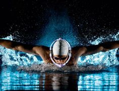 Powerbreather lets you breathe underwater while swimming