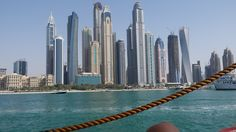 Picture taken on the Dhow Boat