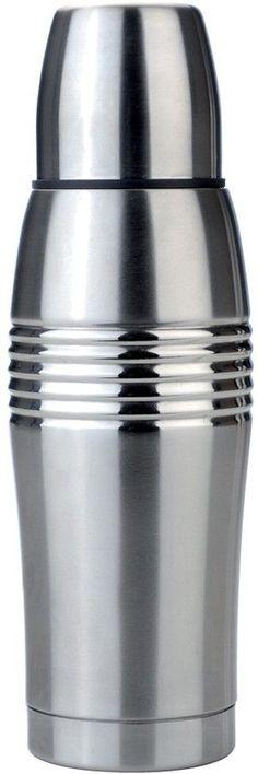 Silver 18 oz. Travel Vacuum Flask