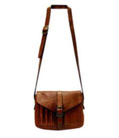 Patricia Nash Large Praga Flap Cross-Body Bag