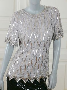 c6bd094ed9136 40 Best Sequin Tops images