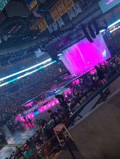 artRAVE stage in boston MA