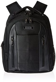 Kenneth Cole Reaction An Easy Pace Top Zip E Scan Computer Ipad Tablet Backpack Black One Size >>> Continue to the product at the image link.