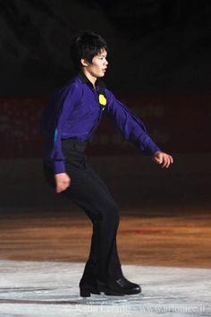 Takahiko Kozuka (Japan on Ice 2007)
