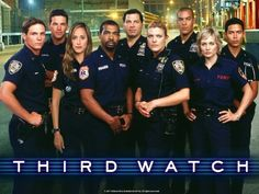 """Third Watch: The Complete Third Season, Ep. 1 """"In Their Own Words"""" Amazon Instant Video ~   I soooo miss this show...my favorite series!!"""