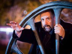 Actor Victor Vurtejanu / Fotografie Dinu Lazar