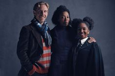 "The Weasley-Granger trio is played by Paul Thornely (Ron Weasley), Noma Dumezweni (Hermione Granger-Weasley), and Cherrelle Skeete (Rose Granger-Weasley) in the new ""Harry Potter and the Cursed Child"" play."