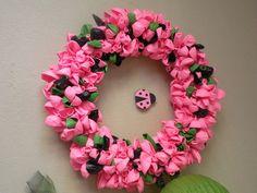 "Photo 2 of 16: Pink Ladybugs / Birthday ""Bailey's 1st Birthday"" | Catch My Party"
