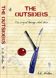 the outsiders book cover - Google Search Great Tattoos, Book Fandoms, The Outsiders, My Love, The Originals, Books, Fanart, Google Search, Cover