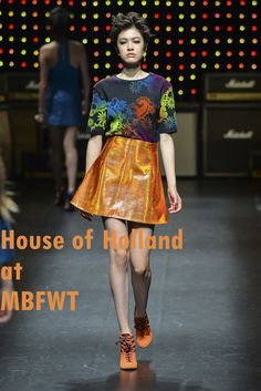 Fashion United, 20 Oct 2014, > http://www.fashionunited.co.uk/fashion-news/video/tokyo-fashion-week-2014102022812 @hohltd