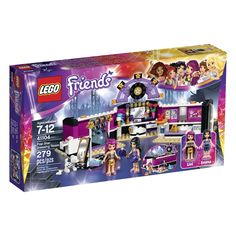 LEGO Friends Pop Star Dressing Room Building Kit Only $23.99!