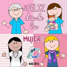 postales día de la mujer School Timetable, Birthday Quotes, Ladies Day, Girl Power, Dads, Family Guy, 1, Best Quotes, Comics