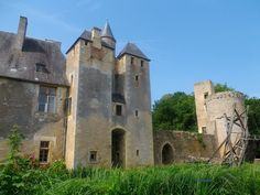 Le Château de Bannegon (Cher)