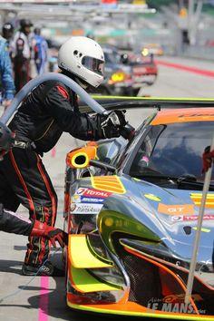 McLaren 650S GT3 Wins Asian Le Mans 2nd Round In Sepang | automotive99.com