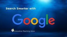 **Updated November 2015 to include common core standards, explanations of algorithms and Boolean operators.Did you know that there are over 8 billion Google searches made daily?  As teachers we use it all the time to find teaching resources, research facts and documents.