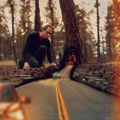 Forest service road by Boy_Wonder