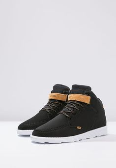 Djinn's WUNK FUR LIGHT - Sneaker high - black für 63,95 € (08.02.17) versandkostenfrei bei Zalando bestellen.