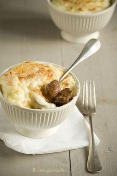 Cassolette agneau - purée de pommes de terre #recette