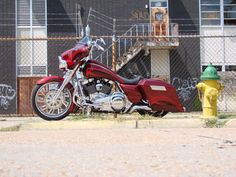 Pics of custom baggers - Harley Davidson Forums
