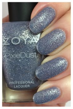 Zoya Nyx no top coat