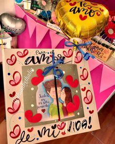 Cute Boyfriend Gifts, Romantic Cards, Santa Marta, Magic Box, Paper Quilling, Thalia, Diy And Crafts, My Arts, Lettering