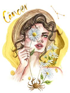 Deserving conducted astrology signs dig this Cancer Zodiac Art, Taurus And Cancer, Cancer Sign, Astrology Zodiac, Turus Zodiac, Tarot Card Spreads, Tarot Cards, Mileena, Art Girl