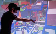 I'm in VR commercialise une technologie d'immersion en réalité virtuelle pour tester leurs produits ou leurs environnements.